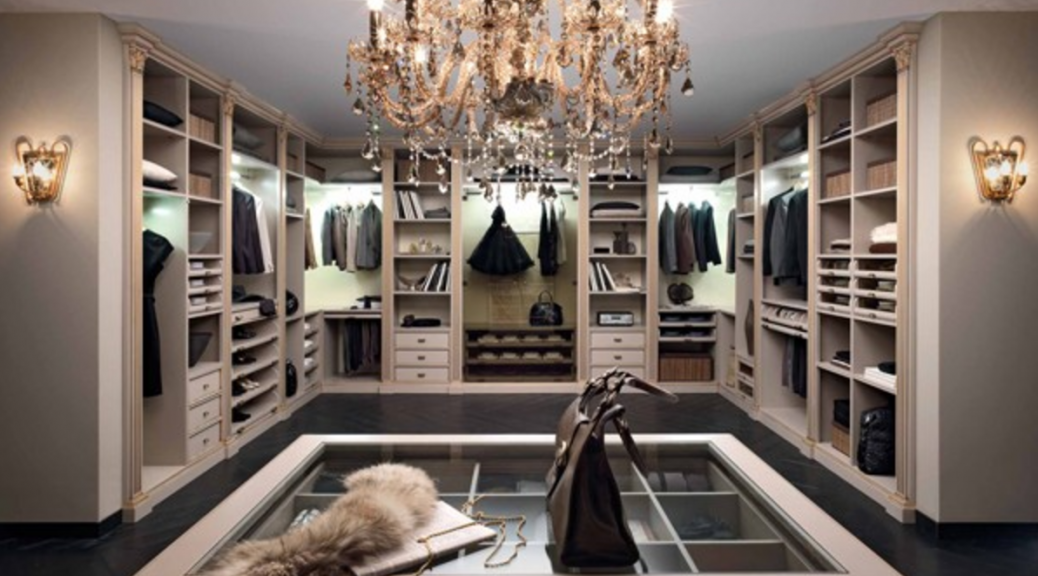 Attractive Building The Perfect Closet